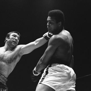 The Old Time Boxing Show: Looking back at the career of George Chuvalo
