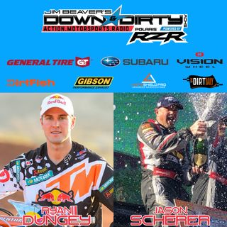 #372 – Ryan Dungey & Jason Scherer On Air!