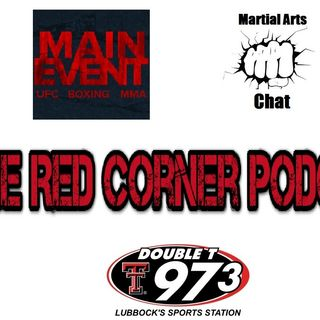 In The Red Corner Podcast Episode 1