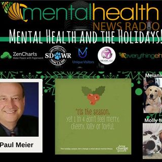 Round Table Discussions with Dr. Paul Meier: Mental Health and the Holidays