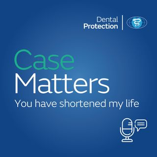 CaseMatters: You have shortened my life