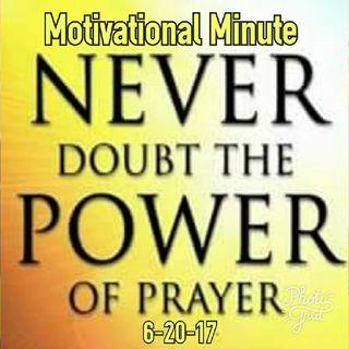 Prayer 6-20-2017