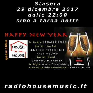HOUSE in the HOUSE - special edition - Happy New Year