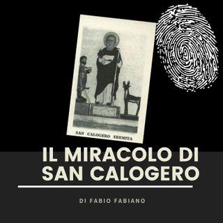 Il miracolo di San Calogero.  1. Cap.  Il Ritrovamento Del Cadavere