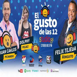 El Gusto de las 12, Episodio 13. Julio 17-2019- Zeo Munoz