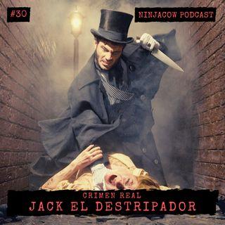 #30 - Jack el Destripador