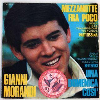 Gianni Morandi - Una Domenica Cosi' MFQS
