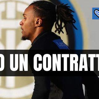 """Lazaro parla del suo futuro: """"Ho un contratto con l'Inter"""""""