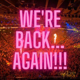 DA LION PITT PODCAST S2 EP2 - WE'RE BACK...AGAIN!!!