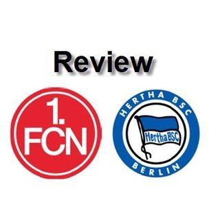 Review - Nurnberg Vs Hertha