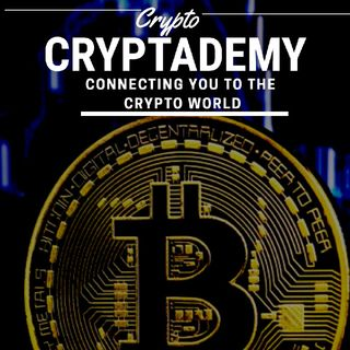 Cryptademy Podcast With Anthony Ojies