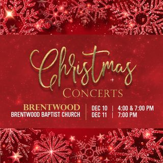 Brentwood Baptist Church - Christmas Concert | BBC | Full Show | Full Concert | Xmas Choirs |