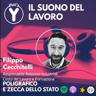 """""""Il Suono del Lavoro"""" con Filippo Cecchitelli Poligrafico e Zecca dello Stato Italiano"""
