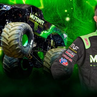 Sports of All Sorts: Coty Saucier Monster Jam Driver