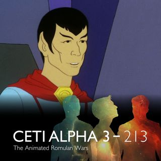 213 - The Animated Romulan Wars