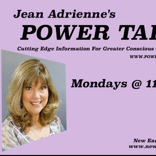 Power Talk Hosted by Jean Adrienne: Unlock Your Intuition