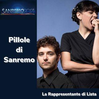 Pillole di Sanremo - Ep. 25: La rappresentante di lista