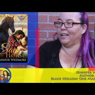 Writing Across the Romance Genre: Author Jennifer Wedmore interview on the Hangin With Web Show
