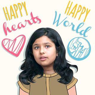 DB 053: 13-year-old Lokaa Krishna, Happy Hearts Happy World Founder, On Inspiring Change and Spreading Love