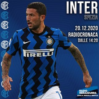 Live Match - Inter Spezia 2-1 - 201220