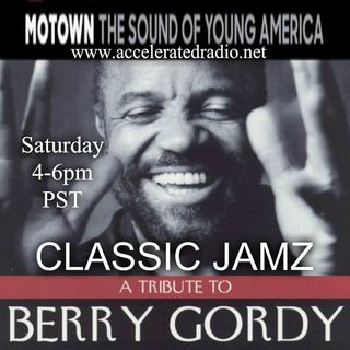 Classic Jamz *Tribute to Berry Gordy* 12-2-17