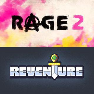 6x13 - RAGE 2 y Reventure