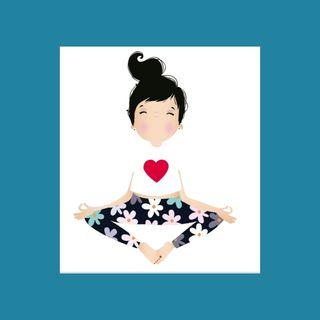 Meditación para vivir el momento presente - El podcast de Nonas Mum Coaching