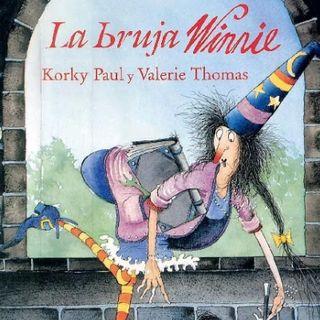 La bruja Winnie, cuento para niños y niñas