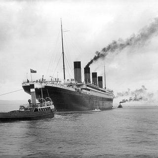 2 aprile 1911. Il varo del Titanic