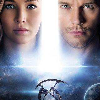Horizonte de Sucesos Cine - Passengers (2016) 23-10-17