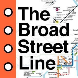 AB Is Crazy AF - The Broad Street Line Express - Episode 143