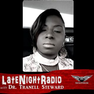 """Real Talk With Tranell  """"A DV Awareness Special"""""""