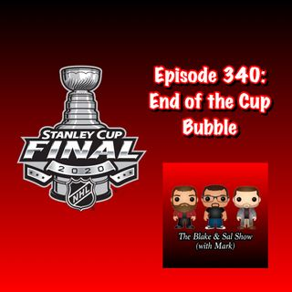 Episode 340: End of the Cup Bubble (Special Guest: Mike Donovan)