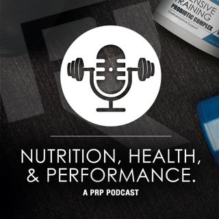 Episode #23 - Dr George Wilson from Jockey to Sports Scientist and Nutritionist