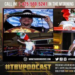 ☎️Andy Ruiz Jr., Tyson Fury Is Wack😳 He Ain't Mexican🇲🇽Represent Your Country❗️