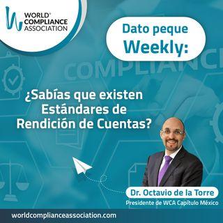 E38 Dato Weekly: ¿Sabías que existen Estándares de Rendición de Cuentas?