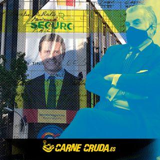 Luis canta fuerte: Bárcenas y la caja B (CARNE CRUDA #833)