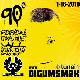 90 Degrees by digumsmak .. 1-16-2019
