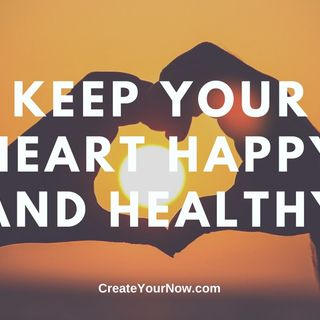1859 Keep Your Heart Happy and Healthy