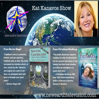 Kat Kanavos Show: Year of Living Deeply