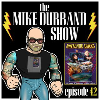 "Episode 42: ""Nintendo Quest"" star Jay Bartlett"