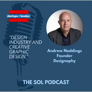 Design Industry and Creative Graphic Design with Andrew Noddings, Founder of Designaphy