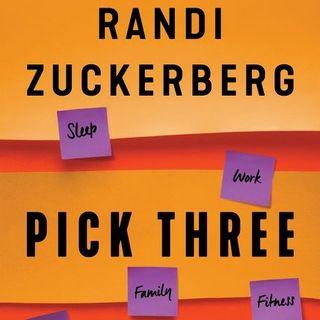 Randi Zuckerberg Releases Pick Three