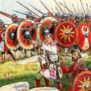 Episodio 15, l'esercito del tardo Impero.