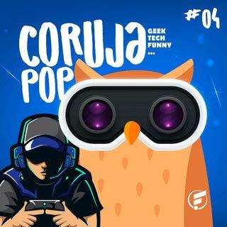 Coruja POP #5 suando com o e-Sports