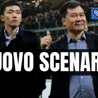 Suning, Zhang fa all-in: obiettivo 100% dell'Inter?