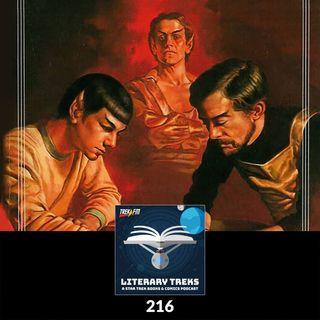 Literary Treks : 216: He Should Have Served Prune Juice