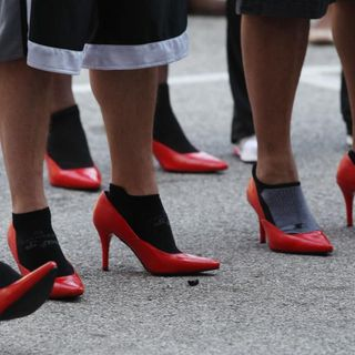 Jade Harrell w/ YWCA Metro STL to Literally Walk A Mile In Her Shoes