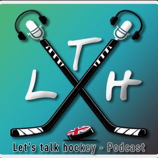 Let's Talk Hockey Episode #5 Lee Stevens