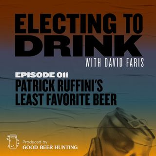 Introducing Electing to Drink